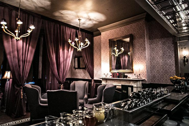 Raines Law Room At The William Is A Romantic Speakeasy With DIY ...