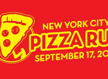 Dine And Dash For A Good Cause At The 2016 NYC Pizza Run