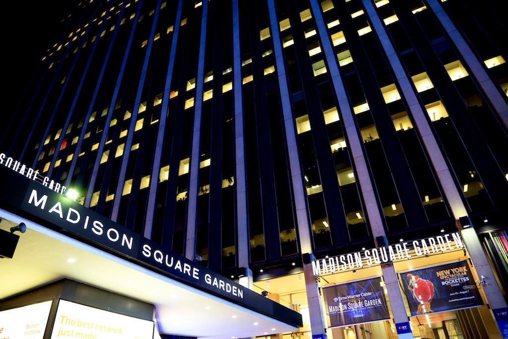 Madison Square Garden: Intel 11/25: Credit Card Breach At MSG