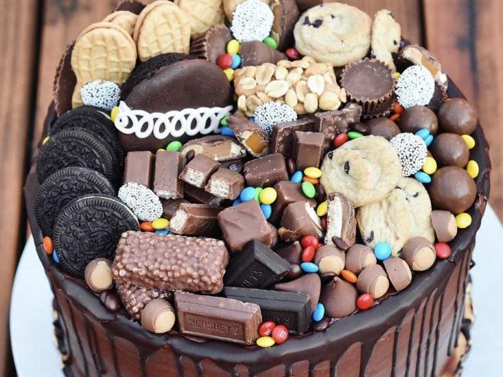 Candy Cake Creations Are The Stuff Of Dreams