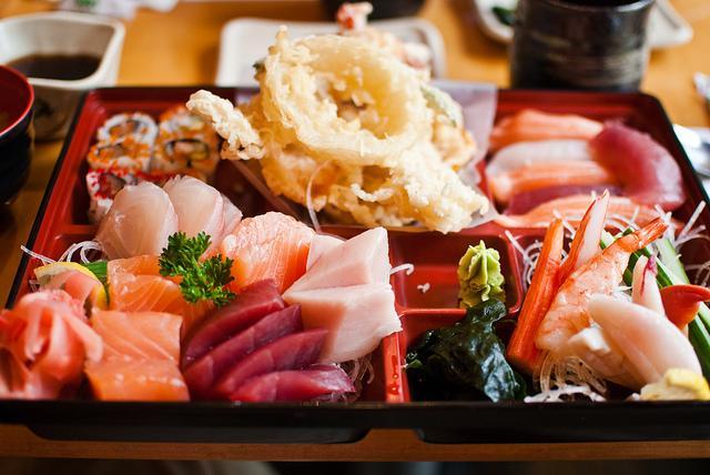 aphrodisiac sushi