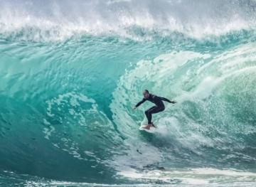 These Amazing Surf Photos Will Make You Want To Hang Ten