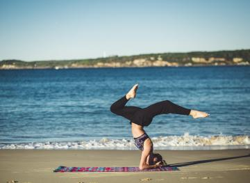 6/21/19 Newsletter: The One Yoga Pose To Try Every Day