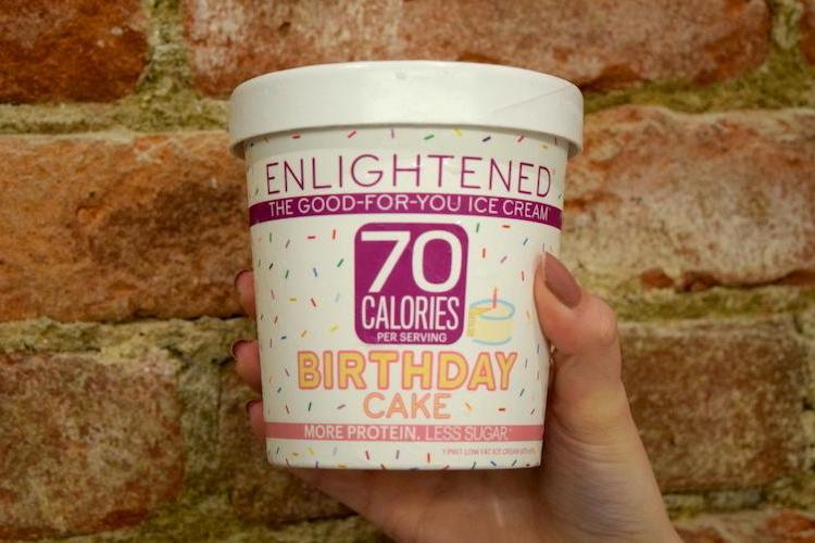 Enlightened Ice Cream Is Your New Favorite Low Cal Treat