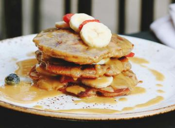 You Need These Healthy Two-Ingredient Pancakes In Your Life