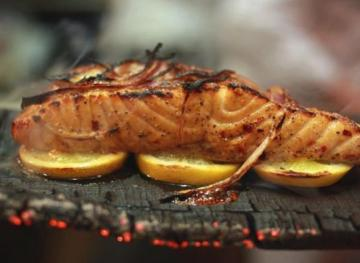 This Grilling Hack Will Make Your Salmon So Much Better