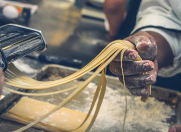 You Don't Have To Be A Chef To Make Easy Homemade Pasta