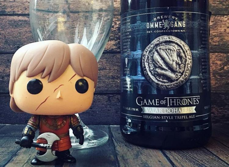 Game Of Thrones Pop Up Bar Set Is To Open In Dc This Summer