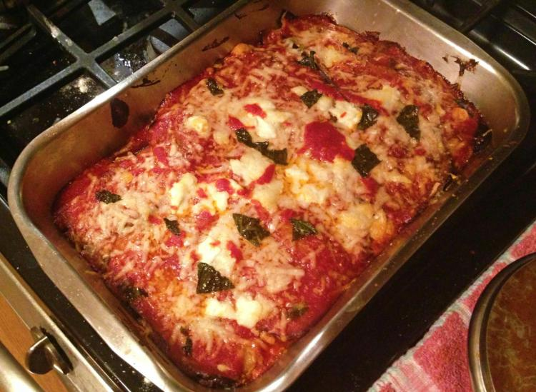 This O.G. Eggplant Parm Recipe Is The Best You've Had