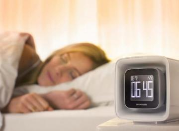 This Alarm Clock Wakes You Up In The Most Unusual Way