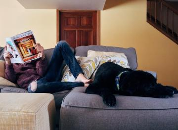 Spending 20 Minutes Less On The Couch Each Day Could Make You Significantly Healthier