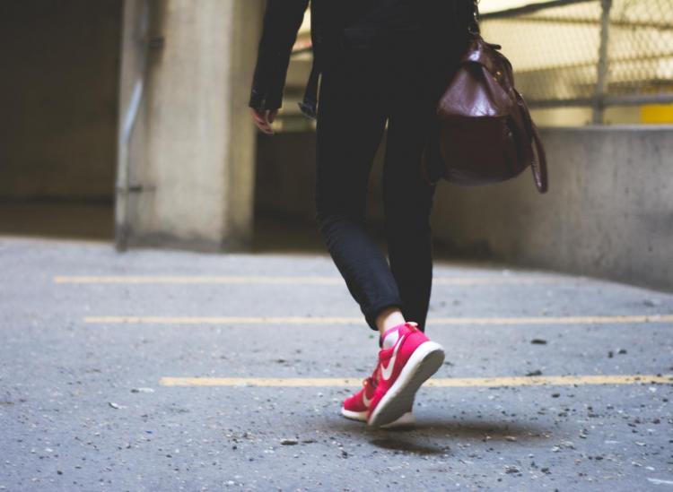 Burn more fat walking