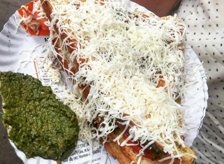 Veg cheese grill sandwich is the ultimate mumbai street food forumfinder Gallery