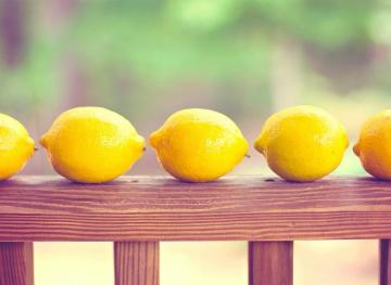 10 Ways You Should Be Using Lemons Besides Squeezing Them Into Your Water