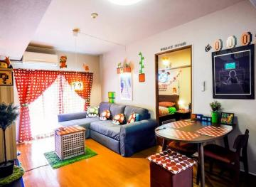 Super Mario Fans Are Going To Freak Over This Incredible Tokyo Airbnb