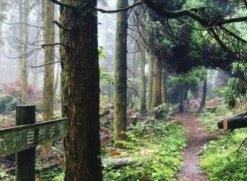 Japan Has More Than 10,000 Miles Of Long-Distance Hiking Trails