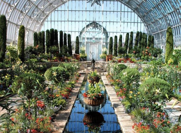 Free Public Gardens Around The World