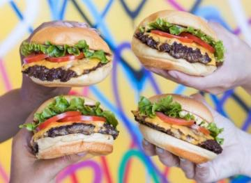 You Can Buy Your Favorite Burger Chain's Buns For Less Than $4 At Your Grocery Store
