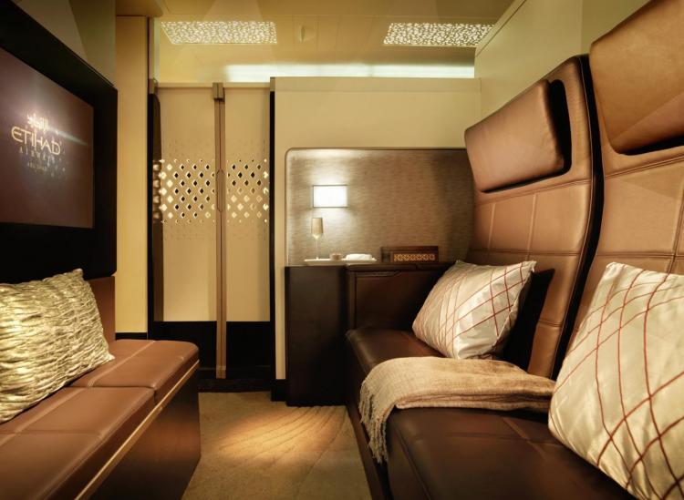 These First-Class Suites Will Make You Wonder If You're Even In A Plane