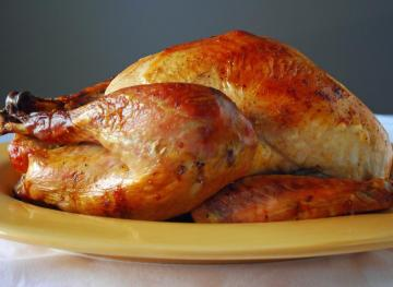 Here's The Easiest Way To Make The Best Roast Turkey Ever