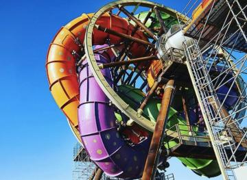 This Waterslide-Ferris Wheel Hybrid Is As Insane As It Sounds