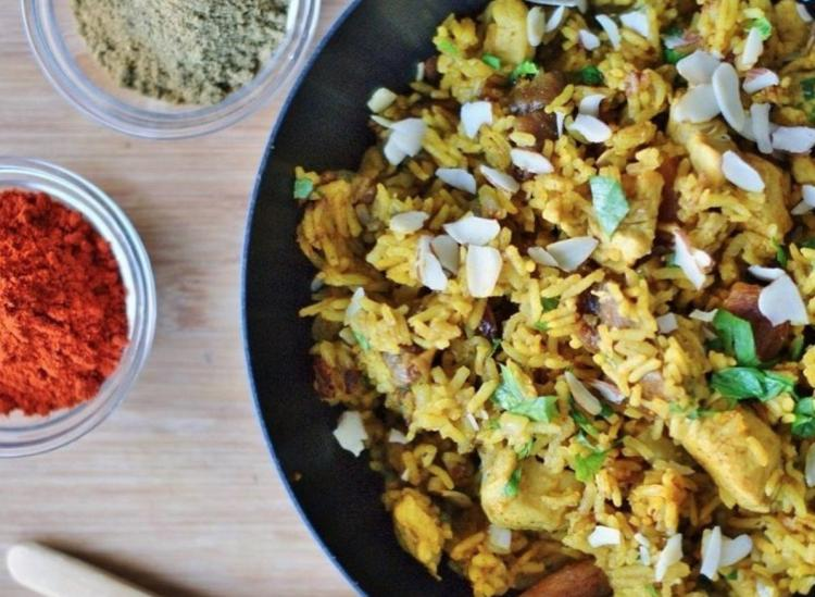 This Rice Dish Is The Perfect Addition To Any Dinner