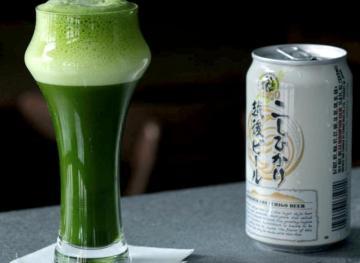You Can Order Matcha Beer At This NYC Tea-Themed Bar
