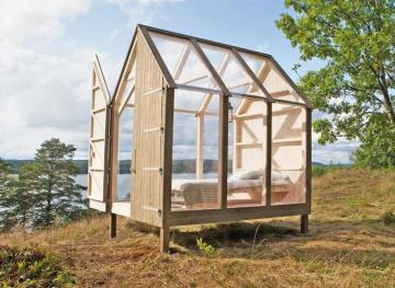 Spending 72 Hours In This Swedish Cabin Will Melt All Of Your Stresses Away