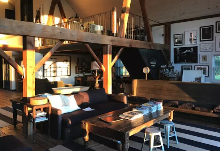 Airbnb Barns For Your Next Rustic Vacation