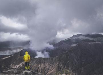 These Volcanic Trails Are The Hottest Hiking Destinations