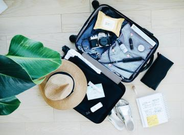Only Want To Bring A Carry-On? Here's Your Long Weekend Packing Guide