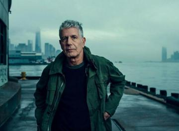 9 Weird Facts You Didn't Know About Anthony Bourdain