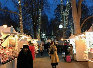 Zagreb's Highly-Awarded Christmas Market Totally Lives Up To The Hype