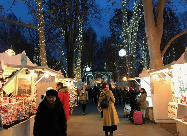 Zagreb Christmas Market Lives Up To The Hype