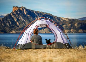 Here's The Hesitant Camper's Guide To Tent Camping