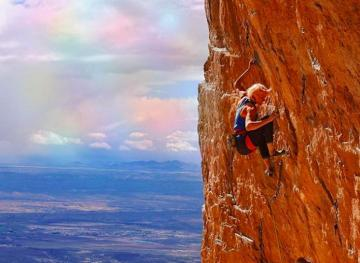 These Women Rock Climbers Are The Inspo You Need To Take Exploring To New Heights