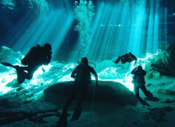 The World's Longest Underwater Cave Was Just Discovered In Mexico