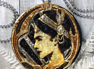 This Pie Artist Makes The Most Mesmerizing Edible Portraits We've Ever Seen