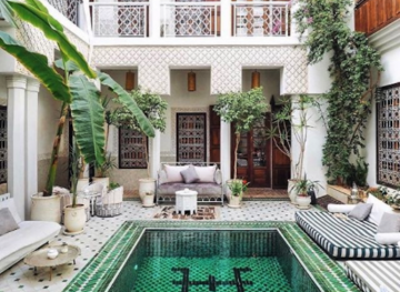 Here's The Deal With The Gorgeous Tile Hotel That's All Over Your Insta Feed