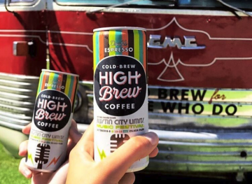 This Canned Cold Brew Has Twice The Caffeine As Your Coffee And It's Super Smooth