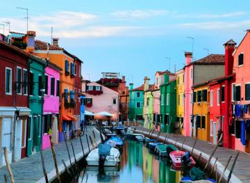 Venice's Most Beautiful Spot Is Actually The Rainbow Island Of Burano