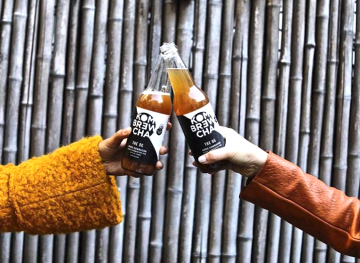 Drinking Kombrewcha Might Be The Healthiest Way To Get Buzzed