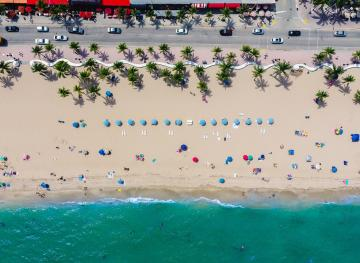 TripAdvisor Ranked The 10 Best U.S. Beaches And Half Are In Florida
