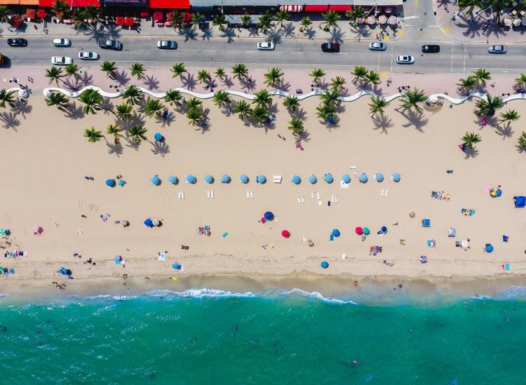 TripAdvisor Ranked The 10 Best U.S. Beaches And Half Are In Florida