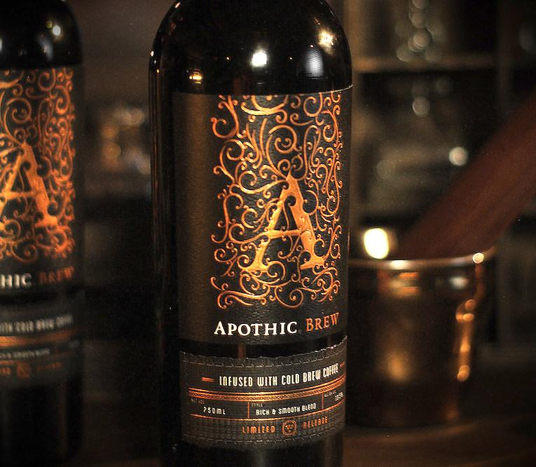 What is apothic brew