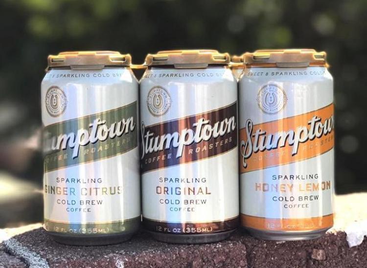 Stumptown Sparkling Cold Brew