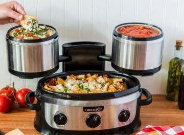 This Decked-Out Crock-Pot Just Climbed To The Top Of Your Wish List