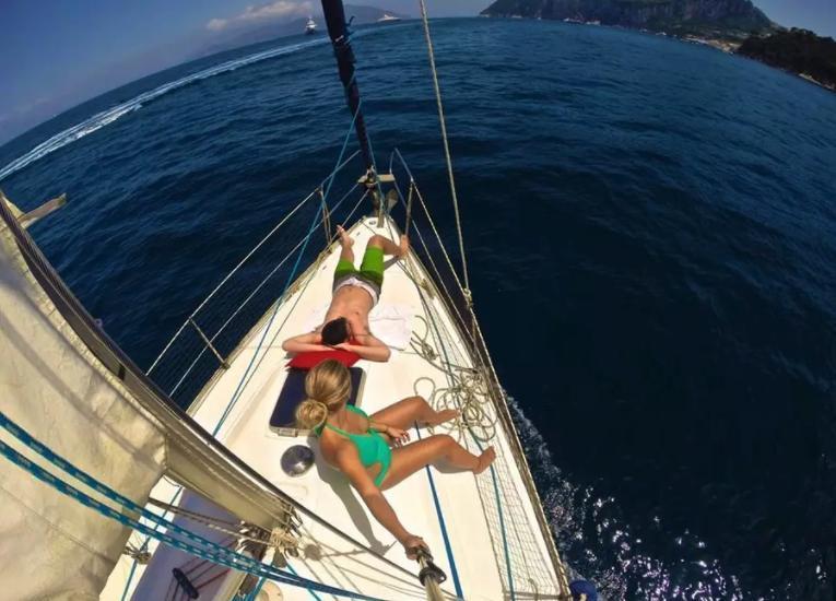 sailboat airbnb
