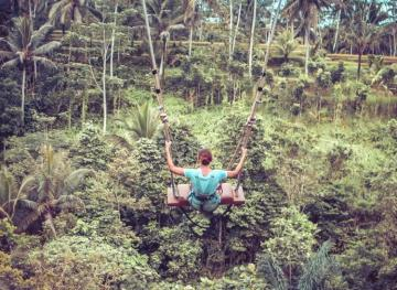 Here's The Deal With That Bali Swing Blowing Up Your Insta Feed
