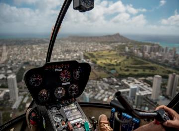 Here's What You Need To Know Before Flying Off On A Helicopter Tour